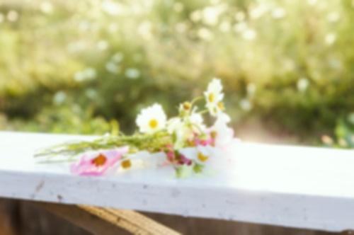 綺麗なお花結婚イメージ画像