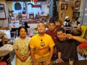 T シャツ 岡部 ハナコ ハナコ岡部のTシャツはネバヤンのキャラクター!夢の共演も実現!|haruMedia