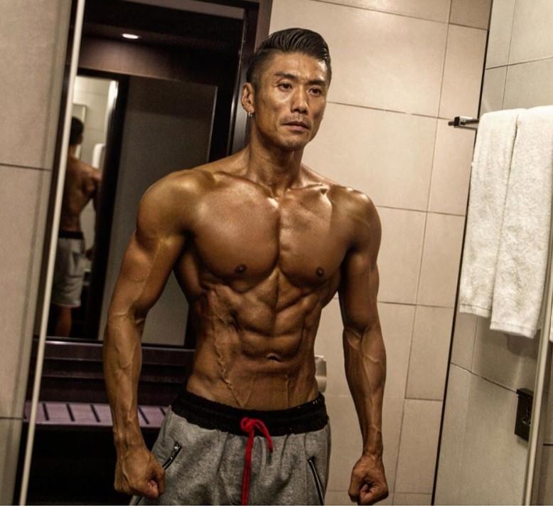 【金子賢】現在の仕事・結婚は?ごくせんから筋肉変貌まとめ!