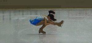 川上凛子フィギュアスケート画像