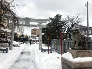 新潟三社神社画像
