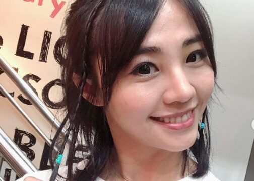 アンナリー台湾女優のミステリーハンター画像