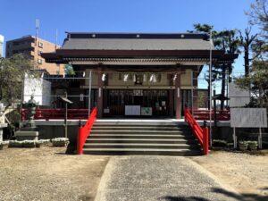 三社神社画像
