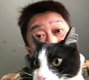 坂上忍犬猫画像
