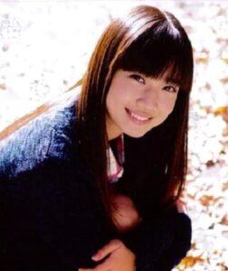 田原俊彦さんの娘・次女田原奈美子(青山奈桜)画像