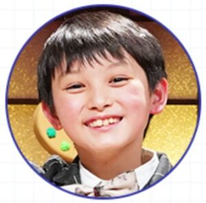 小学5年生より賢いの小島光琉ひかるくん画像