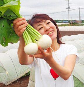 小堀夏佳(野菜バイヤー)画像
