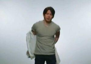 岡田准一筋肉画像