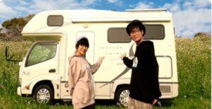 ヨシタカとアキ画像