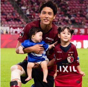 内田篤人子供と画像