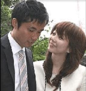 杉村太蔵と嫁の画像
