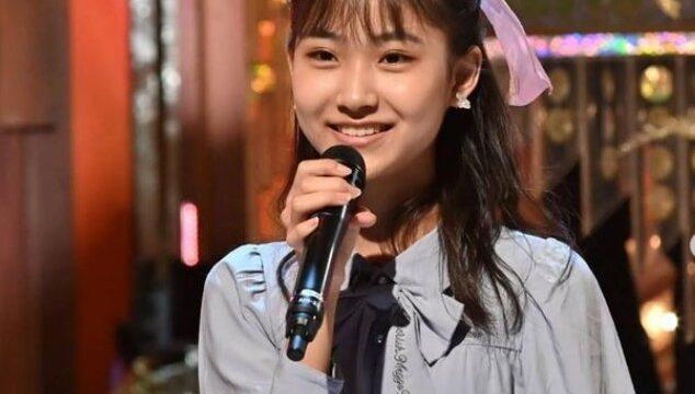 歌うま小学生・加藤礼愛(れいあ)画像
